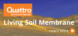 Living Soil Membrane - Quattro Environmental