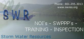 Storm Water Resources